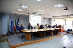 Evento di presentazione progetto - Relatori