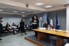 Evento di presentazione progetto - Intervento Giuseppe Ferretti