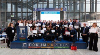 """Premiato al Forum PA il progetto """"Open Data Campania"""""""