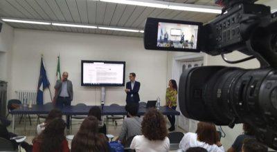 """Laboratorio Data Journalism per il Liceo Classico Scientifico """"Imbriani"""" di Pomigliano d'Arco"""